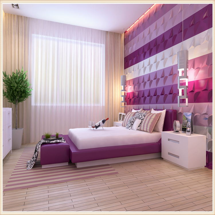 D002 Distributor Wanted Chinese Wall Panel Design 3d Mural Panel