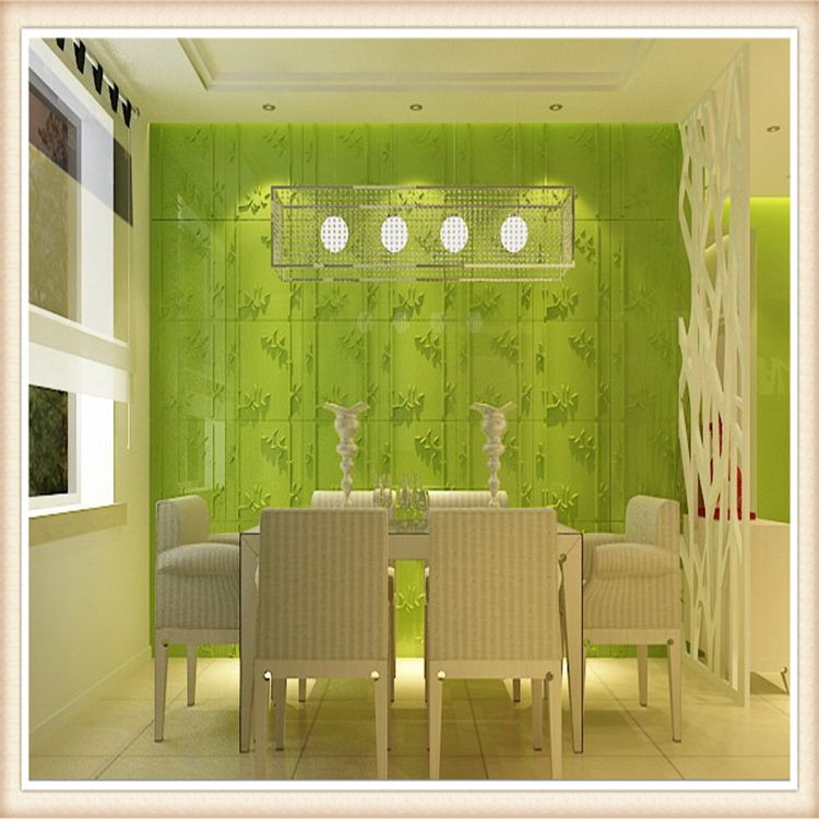D029 Auuan Interior Modern Decor Wall Panel In PVC Material