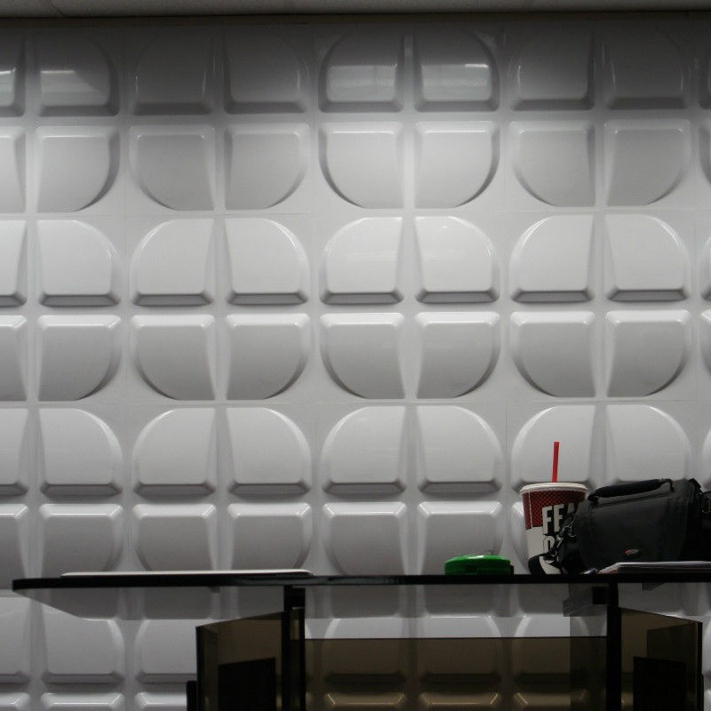 D021 Hot Sale Pvc 3d 3d Wall Tiles For 3d Wall Decor